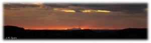 Lofoten fra Landego j. cyvin